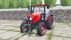 Zetor Major HS 80 2018 für Farming Simulator 2017