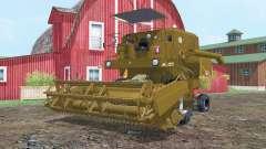 Bizon Z056 pack für Farming Simulator 2015