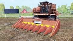 Don-1500A beweglichen Elementen für Farming Simulator 2015