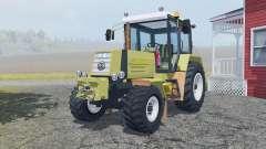Fortschritt ZT 323-A olive green pour Farming Simulator 2013