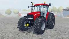 Case IH MXM180 Maxxum lebendige reɗ für Farming Simulator 2013