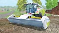 Claas Jaguar 980 with cutters pour Farming Simulator 2015