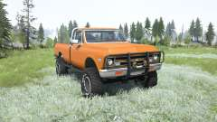 Chevrolet K10 lifted