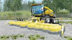 New Holland FR9090 urobilin pour Farming Simulator 2015