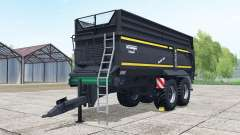 Krampe Bandit 750 arsenic pour Farming Simulator 2017