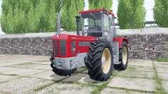 Schluter Super 2500 TVL 4WD für Farming Simulator 2017