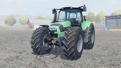 Deutz-Fahr Agrotron M 620 front loader für Farming Simulator 2013