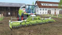 Claas Jaguar 980 washable pour Farming Simulator 2015