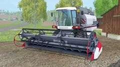Vektor-410 von einem hellen Grau-Blaue Farbe für Farming Simulator 2015