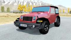 Jeep Wrangler Rubicon (JL) 2018 für BeamNG Drive