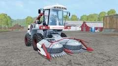 Don-680M Farbe Grau-blau für Farming Simulator 2015