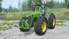 John Deere 8530 movable parts für Farming Simulator 2015