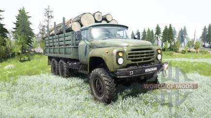 ZIL-MMZ-4511 pour MudRunner