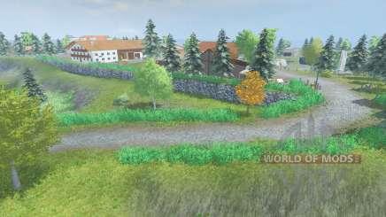 Tannenhof v2.2 für Farming Simulator 2013