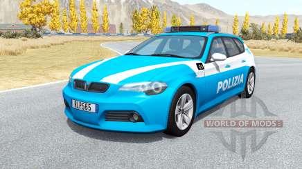 ETK 800-Series Polizia v1.4 pour BeamNG Drive