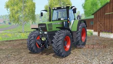 Fendt Favorit 512C Turbomatik front loader für Farming Simulator 2015