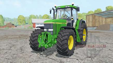 John Deere 7810 vor loadeᶉ für Farming Simulator 2015
