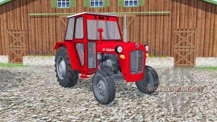 GTI 533 DeLuxᶒ pour Farming Simulator 2015