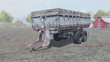 PTS-9 Grau-Blaue Farbe für Farming Simulator 2013