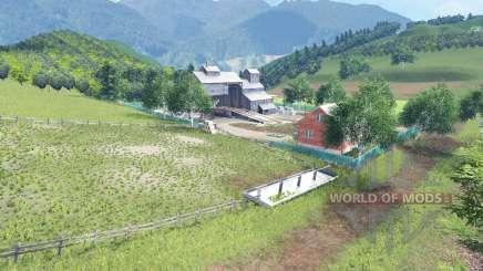 Biczycka Wies pour Farming Simulator 2015