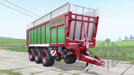 Joskin Drakkar 8600 well read für Farming Simulator 2017
