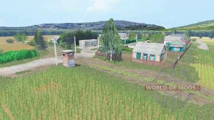 L'été des champs de v2.1 pour Farming Simulator 2015