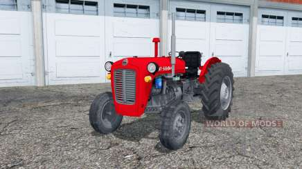 IMT 533 DeLuxe 4x2 pour Farming Simulator 2015