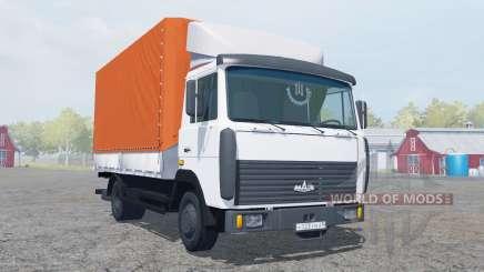 MAZ-4370 Zubrenok für Farming Simulator 2013