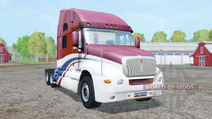 Kenworth T2000 6x6 pour Farming Simulator 2015