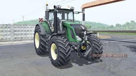 Fendt 828 Vario rim color selection für Farming Simulator 2017