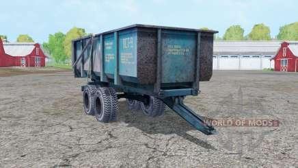 PST-9 pour Farming Simulator 2015