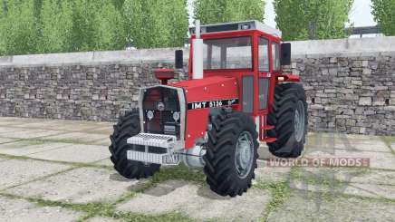IMT 5136 DeLuxe 4WD pour Farming Simulator 2017