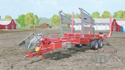 Arcusin AutoStack ƑS 63-72 pour Farming Simulator 2015