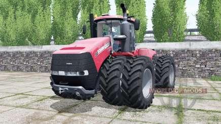 Case IH Steiger 550 wheels selection für Farming Simulator 2017