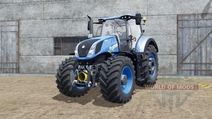 New Holland T7 Heavy Duty pour Farming Simulator 2017