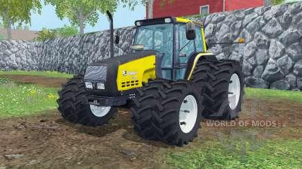 Valmet 6400 moving elements pour Farming Simulator 2015