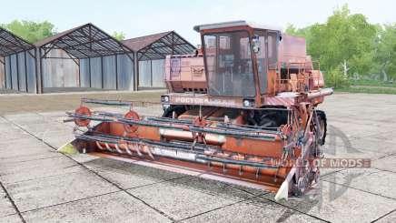 Don-1500 mit der Betriebs - für Farming Simulator 2017