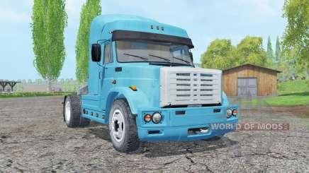 ZIL-5417 couleur bleu pour Farming Simulator 2015