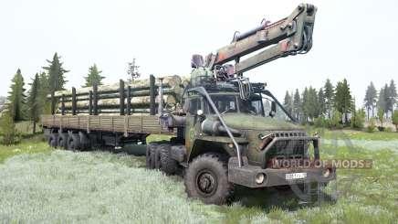 Ural-4320-10 pour MudRunner