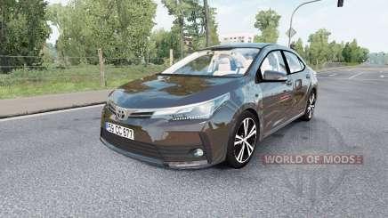 Toyota Corolla (E170) 2017 für Euro Truck Simulator 2
