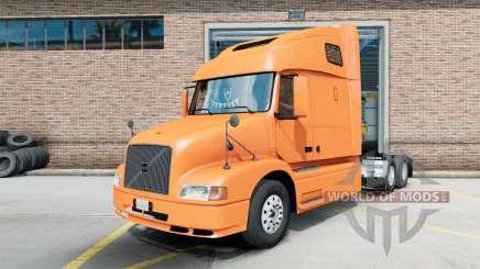 Volvo VNL 660 6x4 pour American Truck Simulator