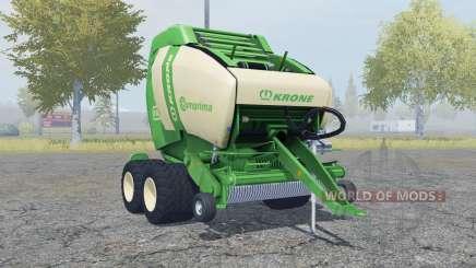 Krone Comprima V180 XƇ für Farming Simulator 2013