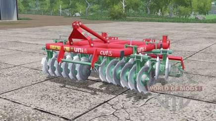 Unia Cut L animated element für Farming Simulator 2017