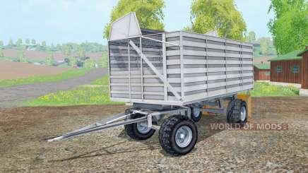 Conower ꞪW 80 für Farming Simulator 2015