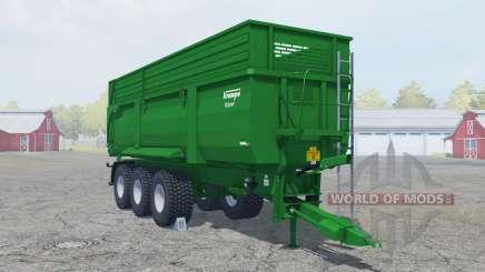 Krampe Big Body 900 green line pour Farming Simulator 2013