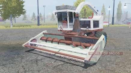 KSK-100 couleur brun foncé pour Farming Simulator 2013