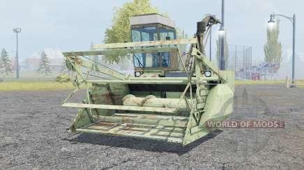 Fortschritt E-281 tana für Farming Simulator 2013