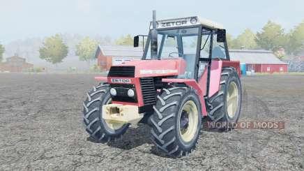 Zetor 8145 moving elements pour Farming Simulator 2013