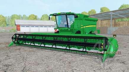 John Deere S690i pour Farming Simulator 2015