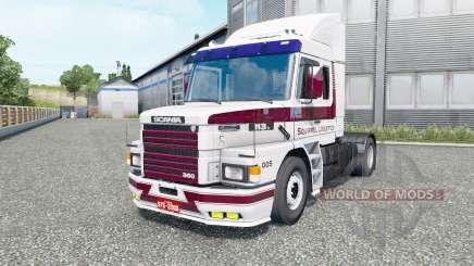 Scania T113H für Euro Truck Simulator 2